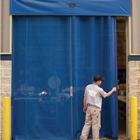Curtains & Roll-Up Doors