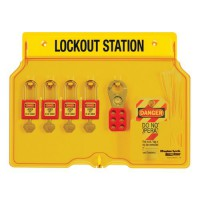 Padlock Lockout Stations