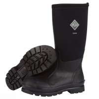 Chore Cool boots are 100% waterproof, lightweight and flexible.