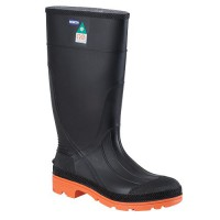 Specially designed to protect against toe and puncture injuries.