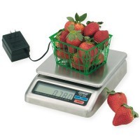 Rechargeable Portion Control Scale