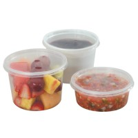 Prime Source Deli Cups